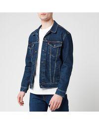 Levi's Trucker Jacket - Blue