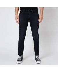 BOSS by Hugo Boss Delaware Bc Lp Slim Fit Jeans - Blue