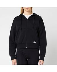 adidas Mh 3s Dk Hoodie - Black