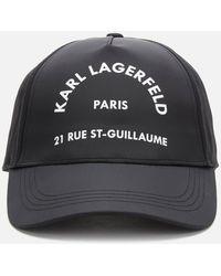 Karl Lagerfeld - Rue St. Guillaume Cap - Lyst