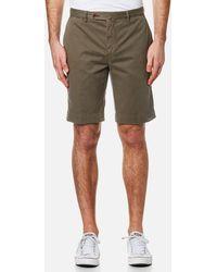 Hackett Core Stretch Shorts - Green