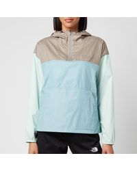 The North Face Cyclone Pullover Jacket - Blue