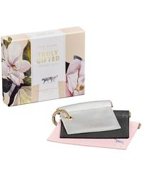Ted Baker Trio Jewellery Pouch Set - Multicolour