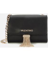 Valentino Garavani Piccadilly Small Shoulder Bag - Black