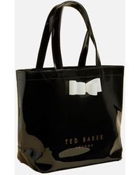 Ted Baker Haricon Small Tote Bag - Black