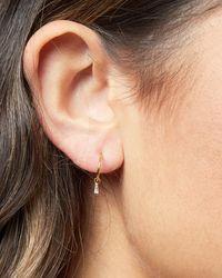 Pastiche Night Fall Earrings - Metallic