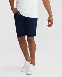 Yd Herston Chino Shorts - Blue