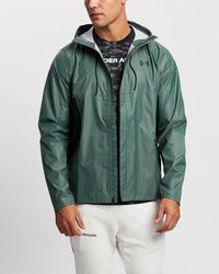 Under Armour Cloudstrike Shell Jacket - Green