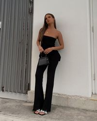 Lioness Anderson Trousers - Black