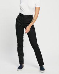 Dickies 875 Work Trousers - Black