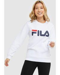 Fila Classic Crew - White