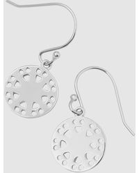 Pastiche Francis Earrings - Metallic