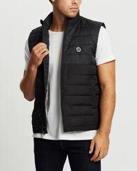 Volcom Ermont Puffer Vest - Black