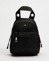 Peta and Jain India Backpack - Black