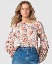 Three Of Something Arden Blouse - Multicolour