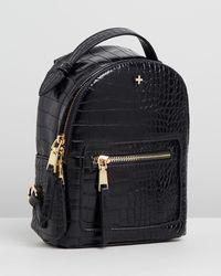 Peta and Jain Zoe Mini Backpack - Black