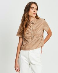 The Fated Rosie Shirt - Multicolour