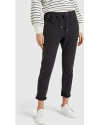 French Connection Casual Trousers - Black