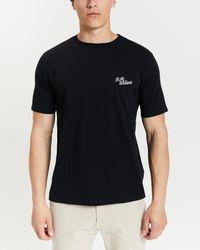 R.M.Williams Byron T Shirt - Black