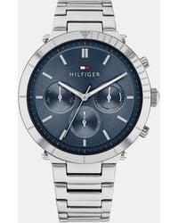 Tommy Hilfiger Emery Bracelet Watch - Metallic