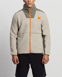 Under Armour Legacy Sherpa Swacket - Multicolour