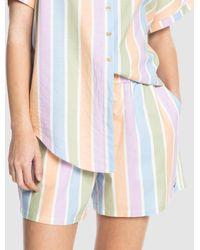 Quiksilver Sunny Daze Elasticated Shorts - Multicolour
