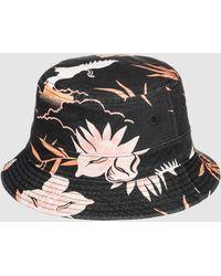Quiksilver Sunset Flight Bucket Hat - Multicolour