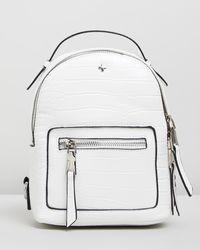 Peta and Jain Zoe - Backpacks () Zoe - White