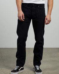 Neuw Ray Straight Jeans - Black