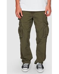 Element Source Cargo Pant - Green