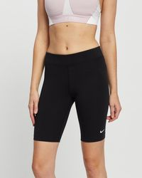 Nike Essential Bike Shorts - Black
