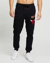 Mitchell & Ness Hometown Fleece joggers - Black