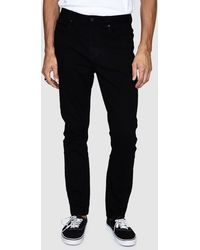 Insight City Riot Jeans - Black