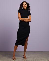 Dazie New Horizons Knit Dress - Black
