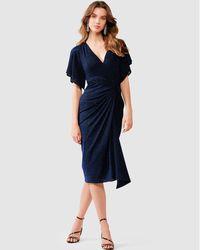 SACHA DRAKE Emporium Dress - Blue
