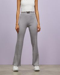 Missguided Co Ord Wide Leg Trousers - Grey