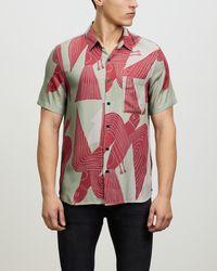 Neuw Reid Art Shirt - Multicolour