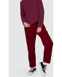 Element Rosabella Trousers - Red