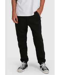 Billabong Adventure Tech Trousers - Black