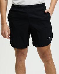 New Balance Fast Flight 2 In 1 7 Inch Shorts - Black