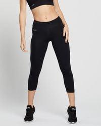 Brasilfit Basic Xtreme 7 8 leggings - Black