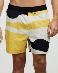 Brixton Voyage Shorts - Multicolour