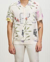 Neuw Reid Art Shirt #3 - White