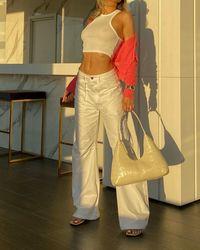 Lioness Miami Vice Trousers - White