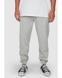 Billabong Balance Pant Cuffed Trousers - Grey
