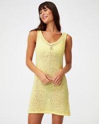 Cotton On Body Summer Lounge Slip Dress - Yellow