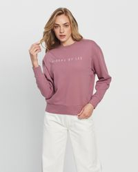 Lee Jeans Relaxed Jumper - Multicolour