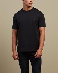 R.M.Williams Parson T Shirt - Black