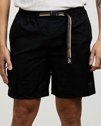 Reebok Classics Camping Shorts - Black