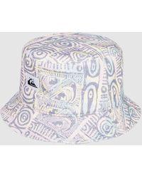 Quiksilver Friendly Trip Bucket Hat - Multicolour